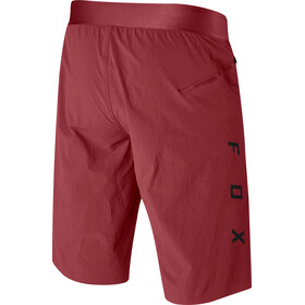 Fox Flexair No Liner Shorts Herren cardinal